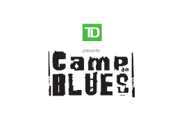 Camp de Blues - community music program sponsored by TD