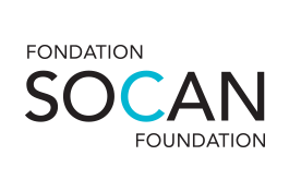 SOCAN Foundation - community music program sponsored by TD